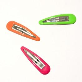 Hair snap clip