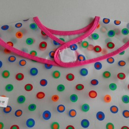 Lollipop Bib - pink